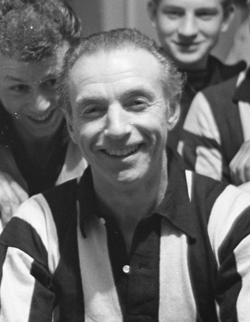 Stanley Matthews 1962